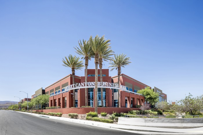 Desert Canyon Business Park